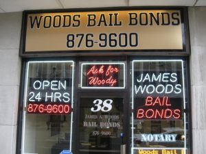 Woods Bail Bonds Marion County Indiana