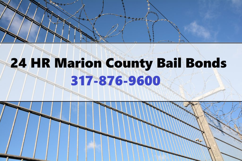 Marion County 24 Hour Bail Bonds 317-876-9600