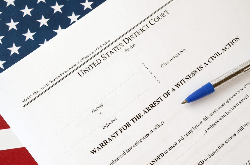 Indiana Arrest Warrant Bail Bonds